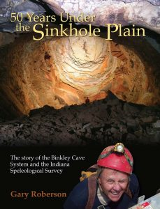 Book cover of 50 Years Under the Sinkhole Plain