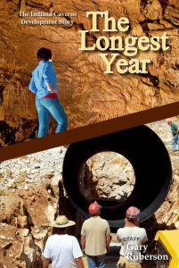 Book Cover of The Longest Year by Gary Roberson